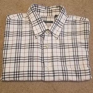 Burberry Classic Button Down Shirt